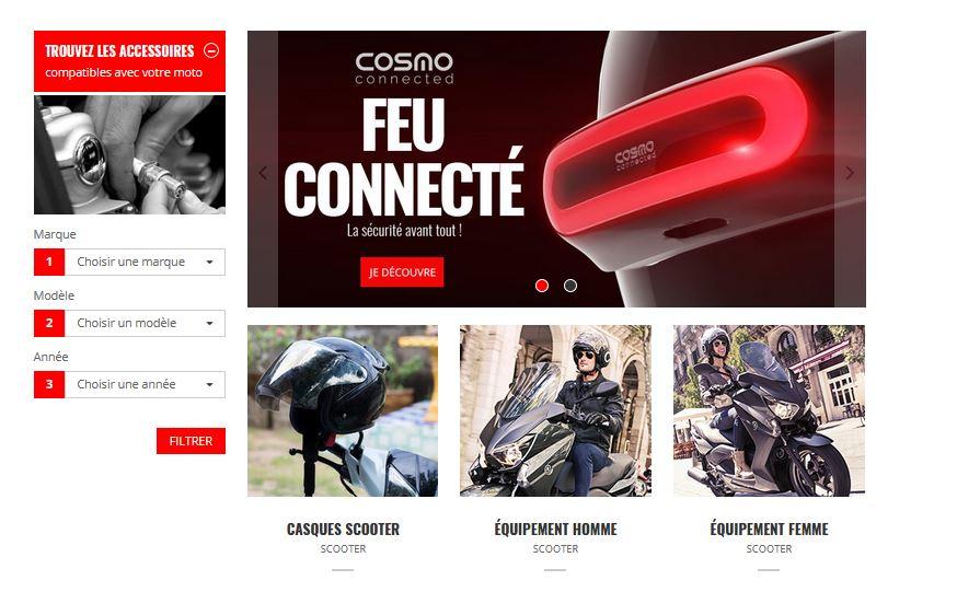 catégories scooter dafy